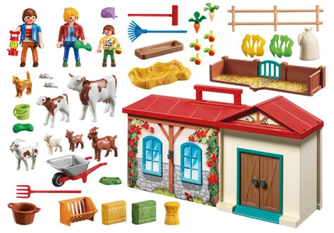 take along farm 4897 playmobil