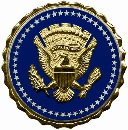 Badge Service Presidential Army Badges United States