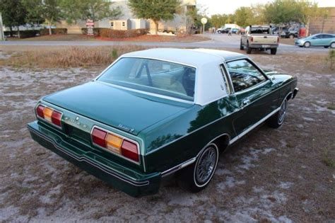 77 Mustang For Sale by 1977 Ford Mustang Ghia Ii 59k Original 1 Owner Must