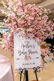 Enchanted Garden Baby Shower