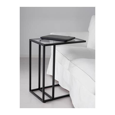 ikea witt suo table petit verre c 244 t 233 ordinateur de bureau canap 233