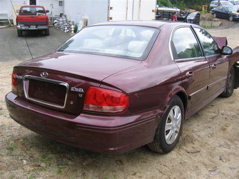 2004 Hyundai Sonata Parts by New Arrival 2004 Hyundai Sonata Parting Out Today