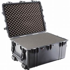 pelican 1630 case with foam black 1630 000 110 bh photo With pelican document case