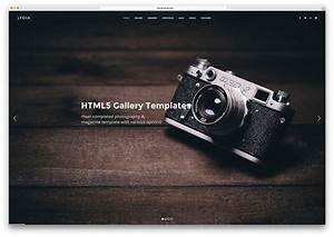 20 best multipurpose html5 css3 website templates 2018 for Photo gallery html template free download