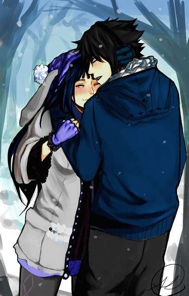 sasuhina naruto zerochan anime image board
