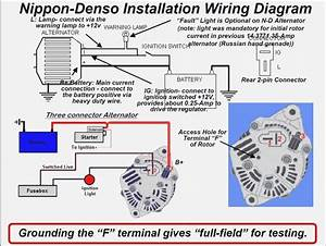 Denso 40a Compact Alternator - Page 2 - Tech Talk - Wscc