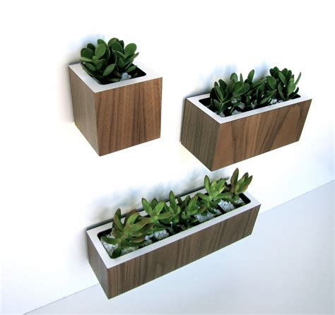 metal dining small modern hanging planter box for decks or balcony with