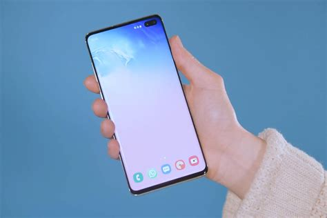 samsung galaxy s10 review the best phone samsung has made evening standard