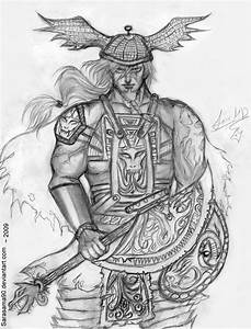 Celtic Warrior by SaraSama90 on DeviantArt