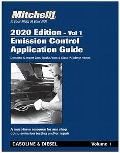 Mitchell 1 Releases 2020 Emission Control Application