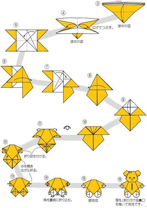 images  diagramas de origami  pinterest