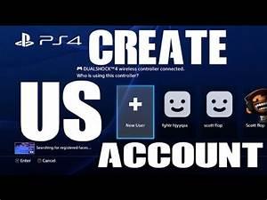 Create New PlayStation Network ( PSN / SCEA ) Account on ...