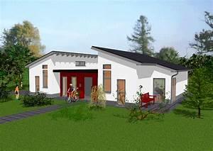 Bungalow Mit Garage Bauen : luxus bungalow mit garage ~ Lizthompson.info Haus und Dekorationen