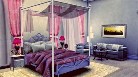 catchy sweet bedroom  sanjana sims sims  updates