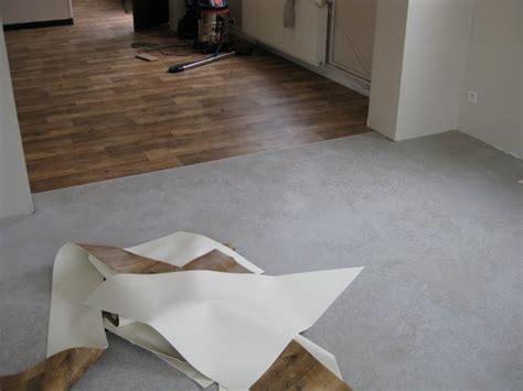 poser lino sur carrelage sans ragr 233 age de conception de maison