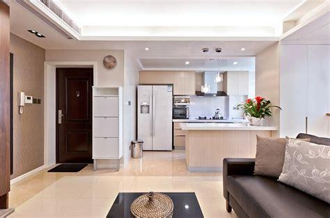 Interesting Exquisite Small Apartment Interior Design
