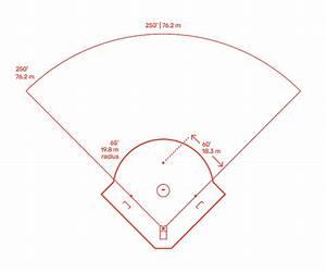 Baseball Dimensions  U0026 Drawings