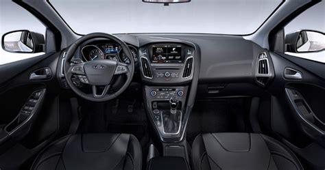 ford focus facelift updated engine range