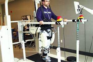 Robotic exoskeletons help unlock the science of walking ...