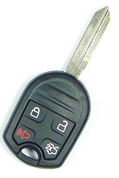 ford taurus key remote keyless entry key fob