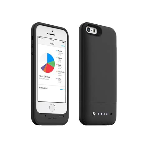 c spire iphone 5s mophie space pack for iphone 5 5s 16gb black c spire