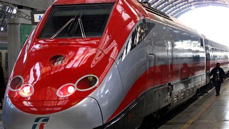 Poltrone Freccia Rossa : Tutte Le Debolezze Delle Ferrovie Italiane