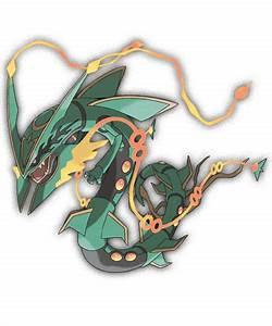 Pokemon Mega Rayquaza Images | Pokemon Images