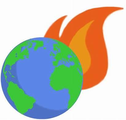 Climate Change Definition Crisis Icon Limitations Courts