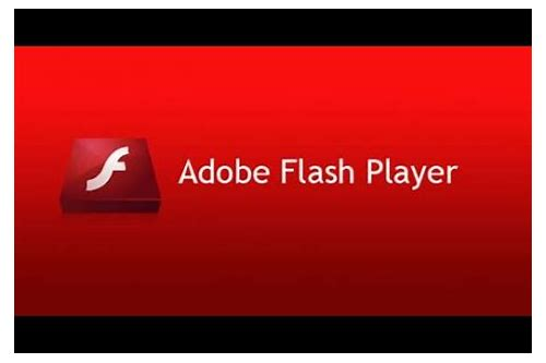 adobe flash player baixar problemas xp 64 bit