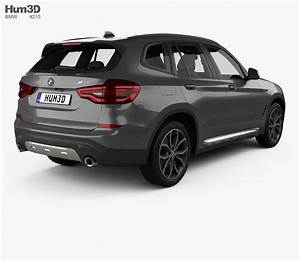 Bmw X3 G01 : bmw x3 g01 xline with hq interior 2018 3d model vehicles on hum3d ~ Dode.kayakingforconservation.com Idées de Décoration