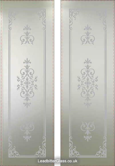 victorian etched satin door oxford door glass design
