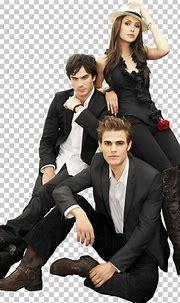 Paul Wesley The Vampire Diaries Elena Gilbert Stefan ...