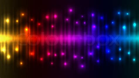 abstract color lights background stock vector colourbox