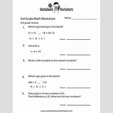 522 Best 2nd & 3rd Grade Worksheets Images On Pinterest  Classroom Ideas, 4th Grade Math And