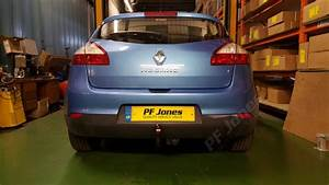 Renault Megane Towbar Fitting Instructions