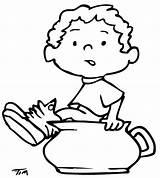 Potty Training Clipart Clip Pipi Colorear Para Boys Train Child Regression Diapers El Clever Mamas Dibujos Dia Hacer Aprendiendo Library sketch template