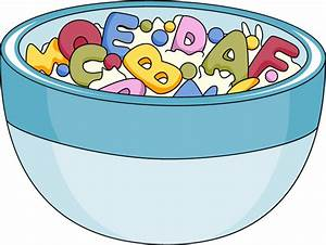 Cereal Bowl Clipart - Cliparts.co