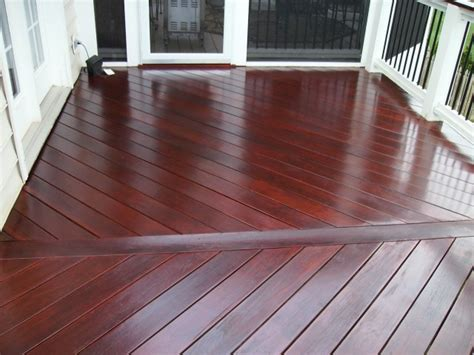 Oil Based Deck Stain And Sealer