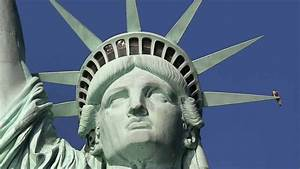 La Estatua de la Libertad, símbolo de Estados Unidos