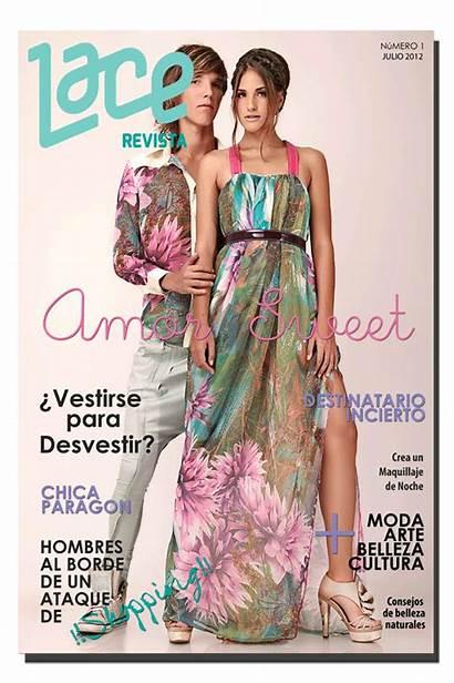 Revista Lace Trendy Mx Oficial Pagina