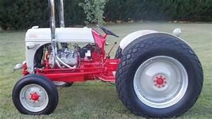 1951 Ford 8n V8