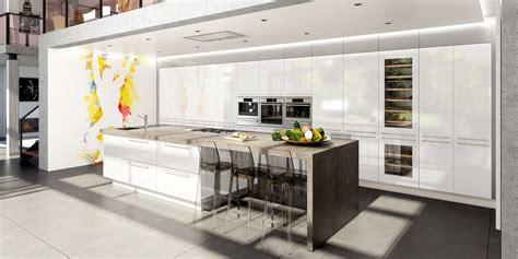 cuisine moderne avec ilot central cuisine moderne avec ilot central