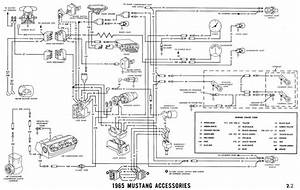 1969 Mustang Wiring Diagram  With Images