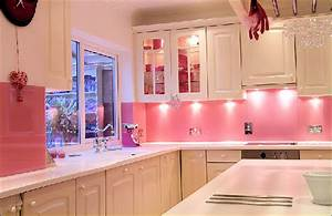 Make, Your, Life, Colorful, Pink, Kitchen, Cute