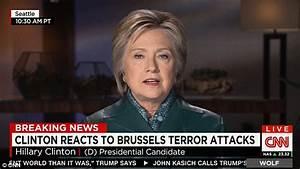 Hillary Clinton slams Donald Trump for immediately ...