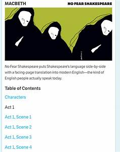 No Fear Shakespeare Othello Act 3 Scene 1 SparkNotes