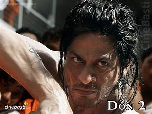 Celebrity Wall: Shahrukh Khan In Don 2 Movie Wallpapers
