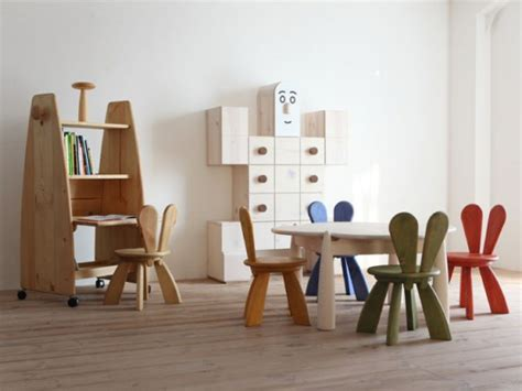 ecological  funny furniture  kids bedroom  hiromatsu digsdigs