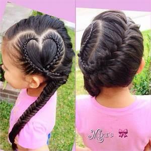 Coiffure Enfant Tresse : coiffure enfant tresse ~ Melissatoandfro.com Idées de Décoration