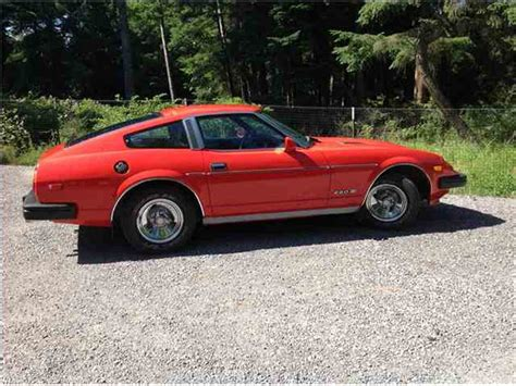 1979 Datsun 280zx For Sale by 1979 Datsun 280zx For Sale Classiccars Cc 1004255